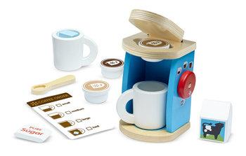 Melissa & Doug, zabawka edukacyjna Ekspres do kawy z akcesoriami-Melissa & Doug