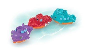 Melissa & Doug, zabawki do kąpieli Łódki-Melissa & Doug