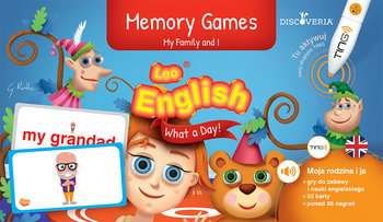 Memory Games. My family and I. Ting. Leo English-Caudle Anna