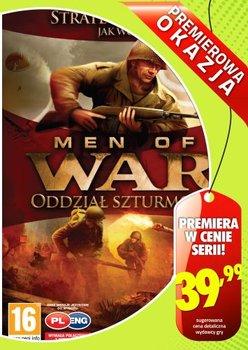 Men of War: Oddział Szturmowy-1C Company