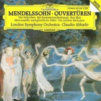 Mendelssohn: Overturen-Abbado Claudio