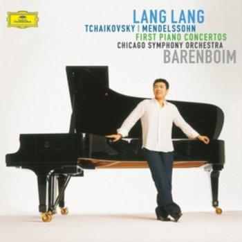 Mendelssohn / Tchaikovsky-Lang Lang