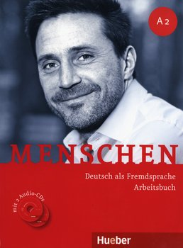 Menschen A2. Arbeitsbuch + CD-Breitsameter Anna, Glas-Peters Sabine, Pude Angela