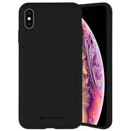 "Mercury Silicone iPhone 13 Mini 5,4"" czarny/black"