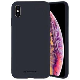 "Mercury Silicone iPhone 13 Mini 5,4"" granatowy/navy"