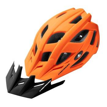 Merida, Kask rowerowy, Psycho, pomarańczowy, rozmiar M, 55-58 cm-Merida