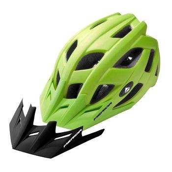 Merida, Kask rowerowy, Psycho, zielony, rozmiar M, 55-58 cm-Merida