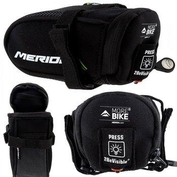 Merida, Sakwa pod siodło, Smart S-Bag II BG-MD081, czarny-Merida