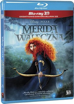 Merida Waleczna 3D - Andrews Mark, Chapman Brenda