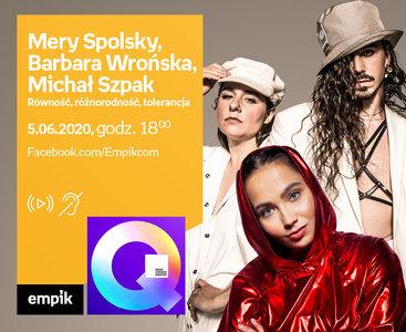Mery Spolsky, Barbara Wrońska, Michał Szpak | #EmpikTalks
