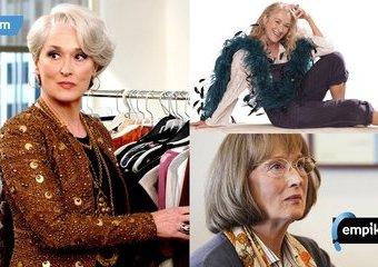 Meryl Streep kończy 71 lat. Poznaj siedem fascynujących faktów na jej temat!
