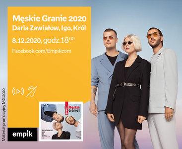 Męskie Granie 2020 - Daria Zawiałow, Igo, Król – Premiera online