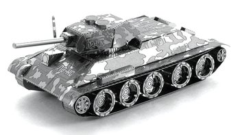 Metal Earth, model do składania Czołg T-34 Tank-Metal Earth