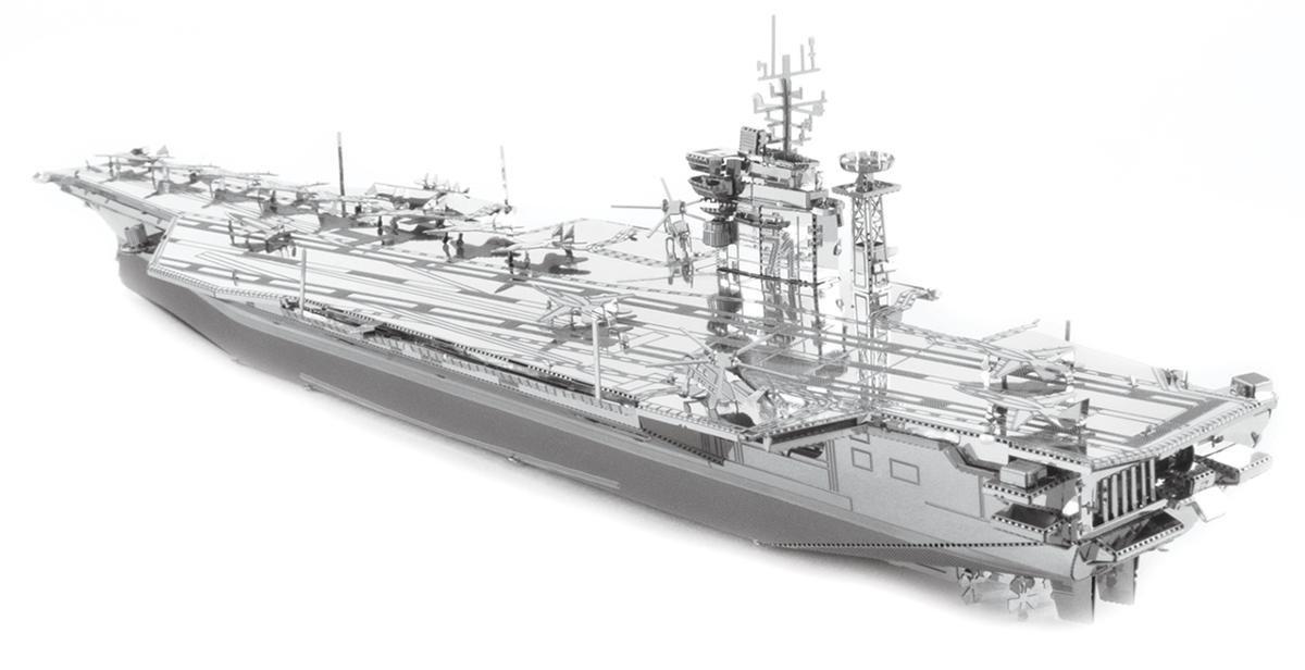 Metal Earth, model do składania ICONX USS Missouri (BB 63)