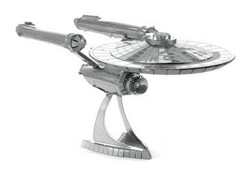 Metal Earth, model do składania Star Trek Enterprise NCC-1701 -Metal Earth
