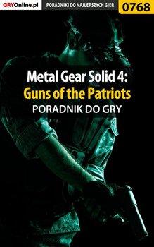 Metal Gear Solid 4: Guns of the Patriots - poradnik do gry-g40st