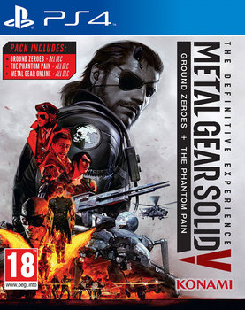 Metal Gear Solid V - The Definitive Experience - Konami