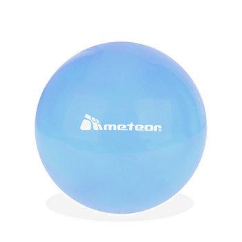 Meteor, Piłka gimnastyczna, 20 cm, niebieski-Meteor