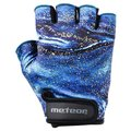 Meteor, Rękawiczki rowerowe, TOP TX13, niebieski, rozmiar L-Meteor