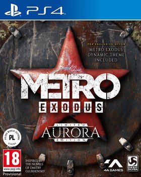 Metro Exodus - Aurora Edition-Koch Media
