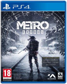 Metro Exodus-Deep Silver / Koch Media