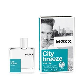 Mexx, City Breeze for Him, woda toaletowa, 50 ml-Mexx