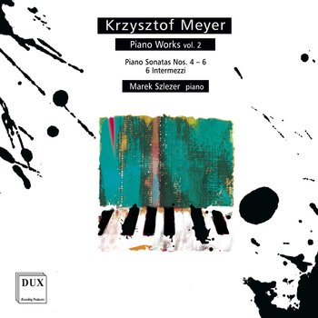 Meyer Piano Works. Volume 2 - Szlezer Marek