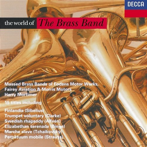 Massed Brass Bands Of Fodens Fairey Aviation & Morris Motors - Men Brass And Voices