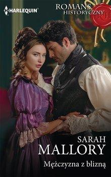 Mężczyzna z blizną-Mallory Sarah