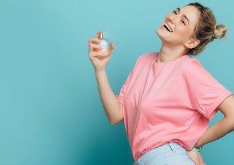 Mgiełki zapachowe – lekkie i delikatne