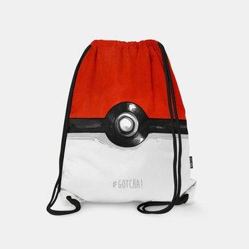 MIA home, worek-plecak, Pokemon Go-MIA home