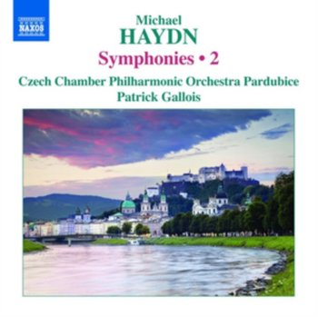 Michael Haydn: Symphonies. Volume 2 - Czech Chamber Philharmonic Orchestra