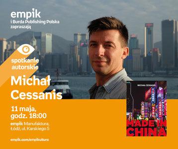 Michał Cessanis | Empik Manufaktura