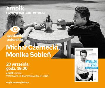 Michał Czernecki, Monika Sobień | Empik Junior