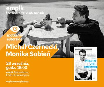 Michał Czernecki, Monika Sobień | Empik Manufaktura