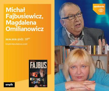 Michał Fajbusiewicz, Magdalena Omilianowicz | Empik Manufaktura