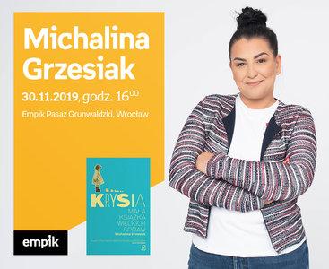 Michalina Grzesiak | Empik Pasaż Grunwaldzki