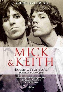 Mick i Keith. Rolling Stonesów portret podwójny                      (ebook)