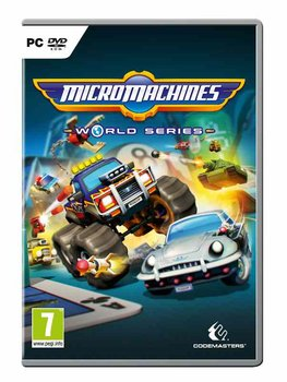 Micro Machines: World Series - Codemasters