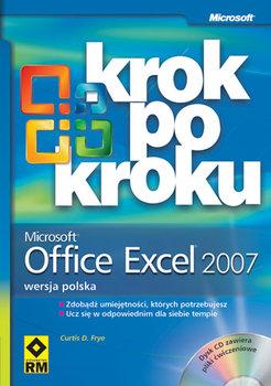 Microsoft Excel 2007 krok po kroku + CD-Frye Curtis
