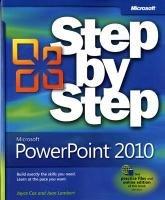 Microsoft® PowerPoint® 2010 Step by Step-Cox Joyce, Lambert Joan