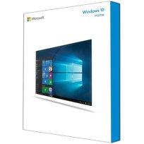 MICROSOFT Windows Home 10, 64-bit, OEM, DVD, 1 stanowisko, angielski