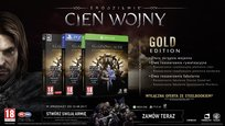 Middle-earth: Shadow of War (Śródziemie: Cień Wojny) - Gold Edition