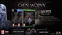 Middle-earth: Shadow of War (Śródziemie: Cień Wojny) - Silver Edition