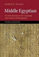 Middle Egyptian-Allen James P.