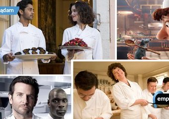 Międzynarodowy Dzień Szefa kuchni - najlepsi filmowi kucharze, czyli kino ze smakiem