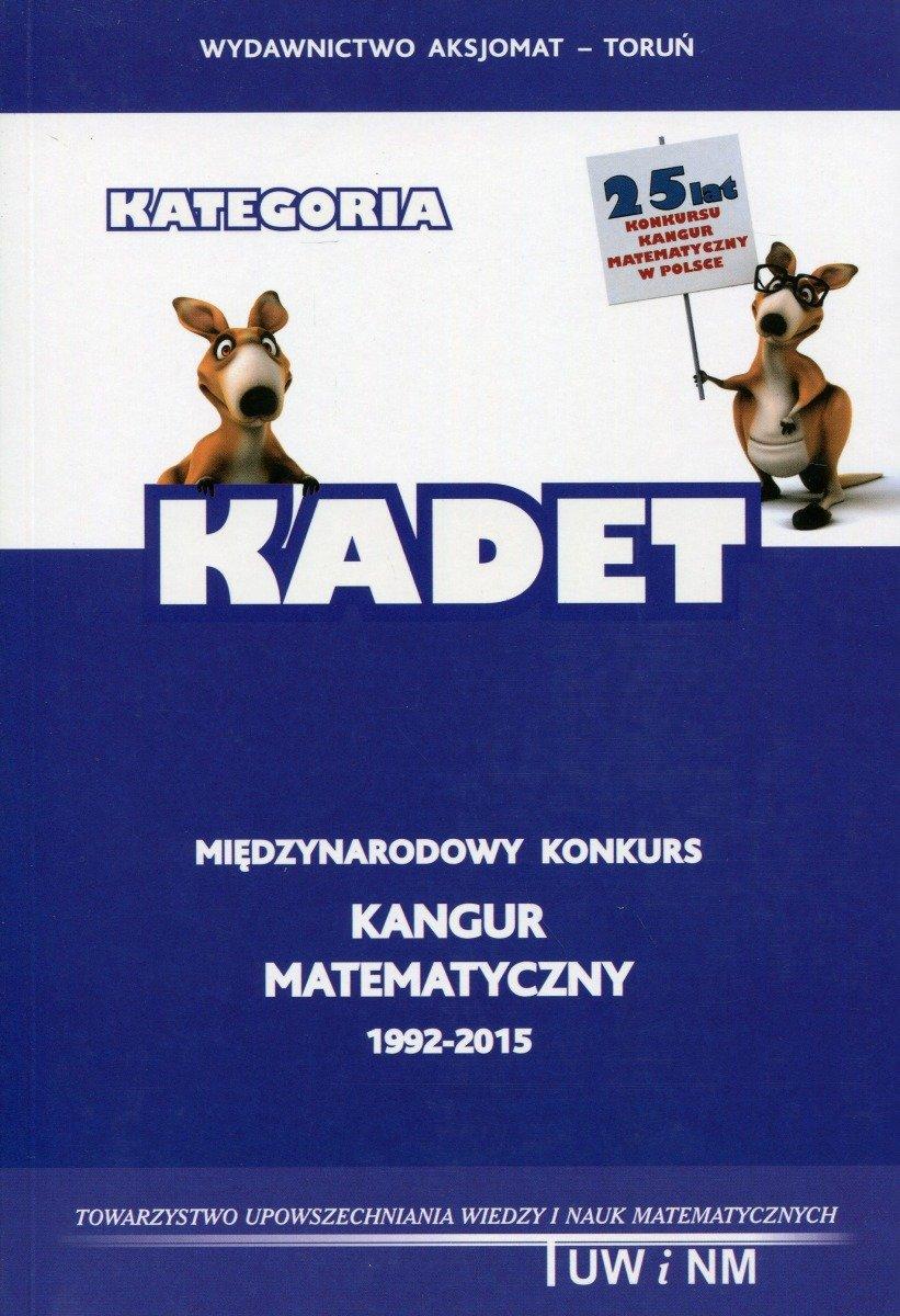 konkurs matematyczny kangur testy