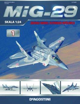 MiG-29 Zbuduj Model Słynnego Myśliwca Nr 1