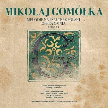 Mikołaj Gomółka Melodie na Psałterz Polski Opera Omnia vols. 3 & 4-Chór Polskiego Radia, Agnieszka Budzińska-Bennett, Compass Viol Consort