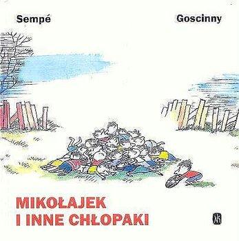 Mikołajek I Inne Chłopaki Sempe Jean Jacques Książka W Sklepie